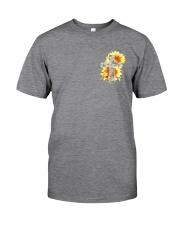 Jesus 2 Sides Classic T-Shirt tile