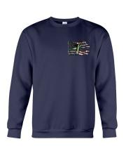 Autism - Birds Of A Feather 2 Sides Crewneck Sweatshirt thumbnail