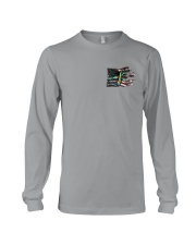 Autism - Birds Of A Feather 2 Sides Long Sleeve Tee thumbnail