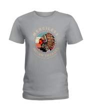 American Indian Merciless Indian Savages Ladies T-Shirt thumbnail