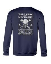 Skull Mechanic - Dislike For Stupid People 2 Sides Crewneck Sweatshirt tile