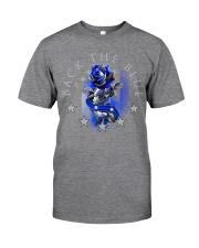 Back The Blue Rose Classic T-Shirt tile
