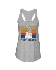 Gardening - Pot Head Ladies Flowy Tank tile