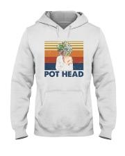 Gardening - Pot Head Hooded Sweatshirt tile