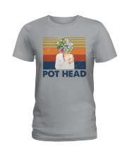Gardening - Pot Head Ladies T-Shirt tile