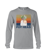 Gardening - Pot Head Long Sleeve Tee tile