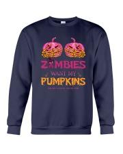 Bc - My Pumkins Crewneck Sweatshirt thumbnail