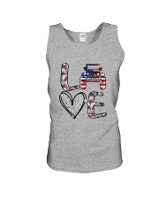Jp Love America Unisex Tank thumbnail
