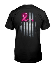 Bc - Unbreakable 2 Sides Classic T-Shirt back