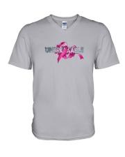 Bc - Unbreakable 2 Sides V-Neck T-Shirt thumbnail
