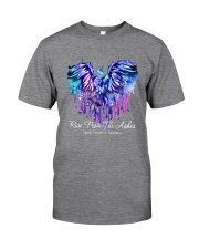 Suicide Rise From The Ashes Classic T-Shirt tile