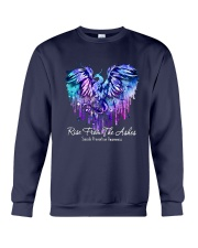 Suicide Rise From The Ashes Crewneck Sweatshirt tile