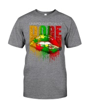 Unapologetically Dope Classic T-Shirt front