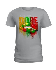 Unapologetically Dope Ladies T-Shirt thumbnail