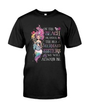 Mermaid - Mermaid Sisters Classic T-Shirt front
