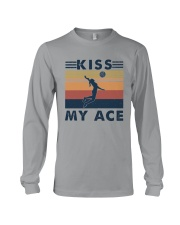 Volleyball Kiss My Ace Long Sleeve Tee thumbnail