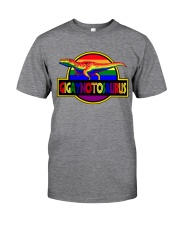 Gigaynotosaurus LGBT Classic T-Shirt tile