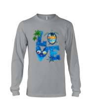 Turtle Love Beach Long Sleeve Tee thumbnail