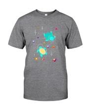 Turtle Space Classic T-Shirt tile