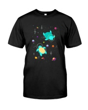 Turtle Space Classic T-Shirt front