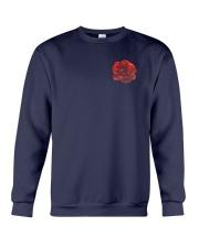 Skull Roses 2 Sides Shirts Crewneck Sweatshirt tile