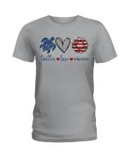 Turtle Love America Ladies T-Shirt thumbnail