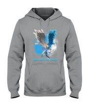 Diabetes - Rise From The Ashes Hooded Sweatshirt thumbnail