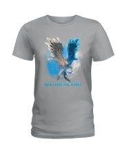 Diabetes - Rise From The Ashes Ladies T-Shirt thumbnail