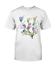 Blossom Turtle Classic T-Shirt front