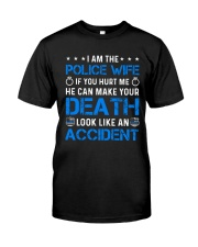 Police - If You Hurt Me Classic T-Shirt front