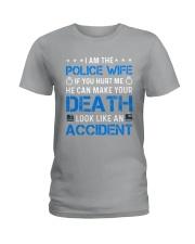 Police - If You Hurt Me Ladies T-Shirt thumbnail