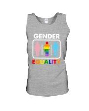 LGBT - Gender Equality Unisex Tank tile