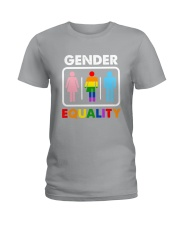 LGBT - Gender Equality Ladies T-Shirt tile