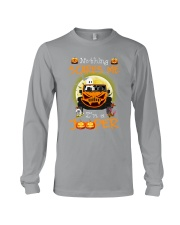Nothing Scares Me Im A Jp Long Sleeve Tee thumbnail