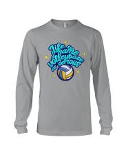 Volleyball - Life Is A Game Long Sleeve Tee tile
