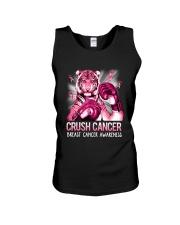 Tiger Breast Cancer Unisex Tank tile
