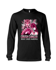 Tiger Breast Cancer Long Sleeve Tee tile