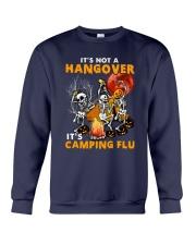 Camping - Its Not A Hangover Crewneck Sweatshirt thumbnail