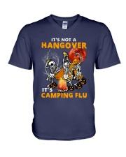 Camping - Its Not A Hangover V-Neck T-Shirt thumbnail