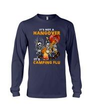Camping - Its Not A Hangover Long Sleeve Tee thumbnail