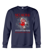 Native - No More Stolen Sisters Crewneck Sweatshirt tile