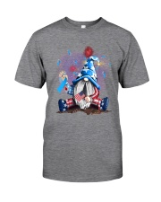 Diabetes Independence Day Gnomie Classic T-Shirt tile