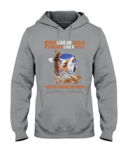 Native American Pride Hooded Sweatshirt thumbnail