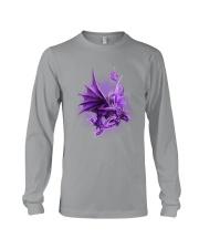 Fibromyalgia-Strong Like A Dragon Long Sleeve Tee thumbnail