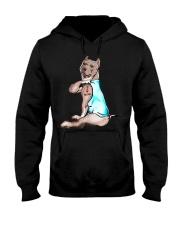 I Love Mom Hooded Sweatshirt thumbnail
