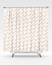 Limited Edition: Ends February 3 at Midnight Shower Curtain aos-shower-curtains-71x74-lifestyle-front-02