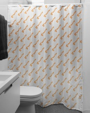 Limited Edition: Ends February 3 at Midnight Shower Curtain aos-shower-curtains-71x74-lifestyle-front-04
