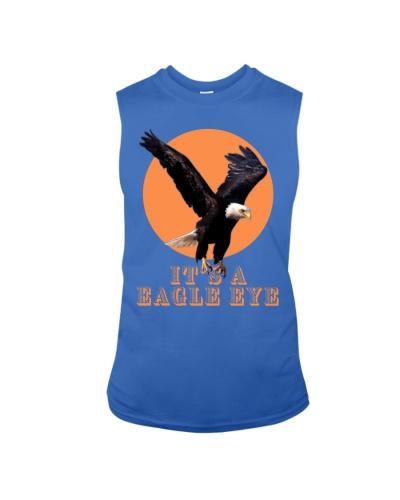 It's an eagle eye