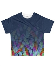 Feather allover All-over T-Shirt front