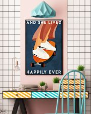 skateboarding she happily ever 16x24 Poster lifestyle-poster-6